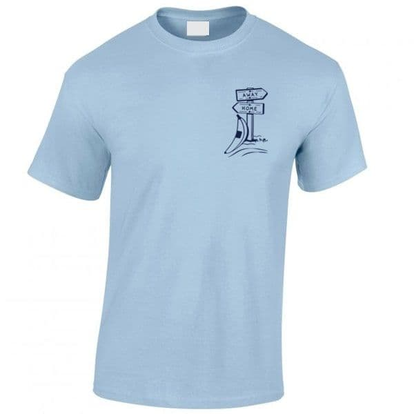 Our Home Sky Blue T-shirt