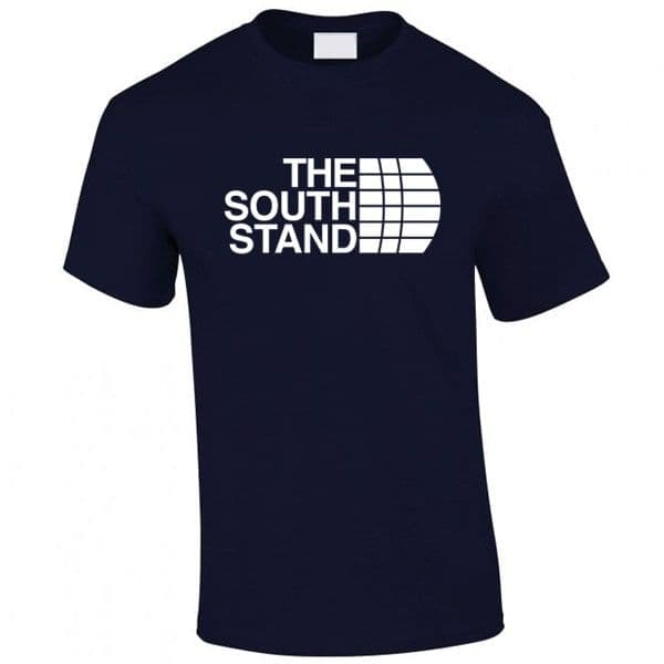 South Stand Navy T-shirt
