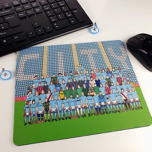 Ultimate City Team Mouse Mat