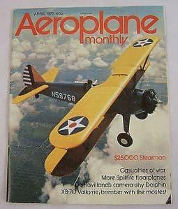 Aeroplane Monthly April 1975