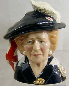 Bairstow Manor  - Churchill & Thatcher - Knights of the Garter - Prototype - SOLD