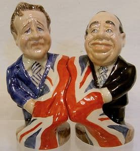 Bairstow Manor Collectables - Cameron & Salmond - The State of the Union - 1 - SOLD
