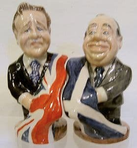 Bairstow Manor Collectables - Cameron & Salmond - The State of the Union - 2 - SOLD
