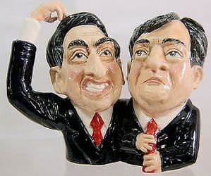 Bairstow Manor Collectables - Ed Milliband & Ed Balls + Len McCluskey