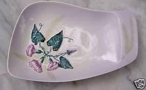 Carlton Ware Convolvulus Design Serving Dish - 1950s - SOLD