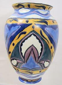 Carlton Ware Handcraft 'Orchid' Vase - 1930s - SOLD