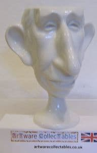 Carlton Ware Luck & Flaw Spitting Image Prince Charles Eggcup