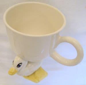 Carlton Ware Lustre Pottery Walking Ware 'Goose' Mug/Cup - 1974