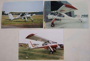 Colour Photos  PZL-104 WILGA 80 - G-BTNS, G-BKWG, G-BXBZ,G-BXMU & PZL-110 G-BXLR