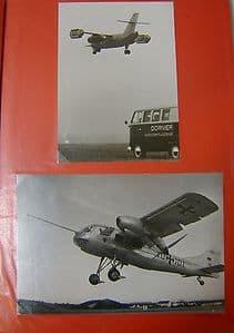 Luftwaffe - Kruger Collection Photographs x 63 - Fiat G-91, F-104, DO-28 etc