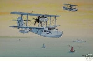Original Watercolour - Walrus At Dawn - SOLD
