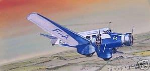 Original Watercolour - Wibault-Penhoet 283T Airliner - SOLD