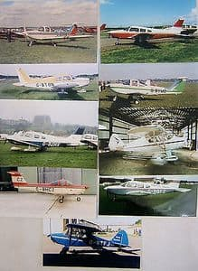 Photos Selected Light Aircraft - Piper,Maule,Starduster Too.Vans RV-4 x 23 photo