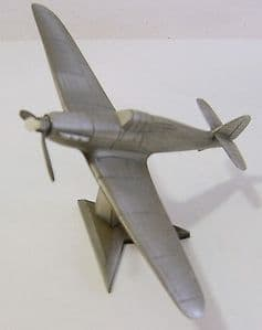 Royal Hampshire Pewter Edition - Hawker Huricane - unboxed but light damage - SOLD