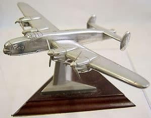 Royal Hampshire Polished Pewter Edition - Handley Page Halifax - original box - sold