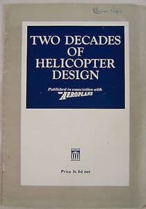Two Decades of Helicopter Design