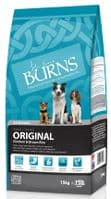 Burns Original Adult Chicken and Brown Rice Dog Food
