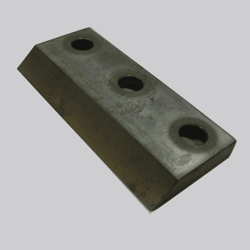 """0083MH - Cutter Blade 4"""" for Timberwolf 125 &  150 models"""