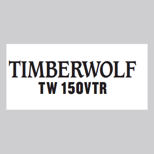 P0000158 - Side Panel Decal Timberwolf TW150VTR