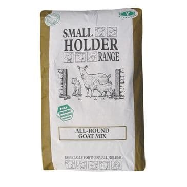 Allen & Page Small Holder Range All Round Goat Mix Feed 20kg