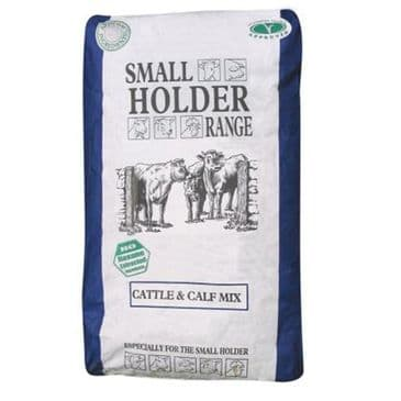 Allen & Page Small Holder Range Cattle & Calf Mix Feed 20kg