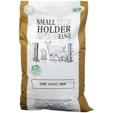 Allen & Page Small Holder Range Dry Goat Mix Feed 20kg