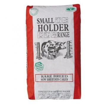 Allen & Page Small Holder Range Rare Breed Sow Pig Breeder Cakes Pig Feed 20kg