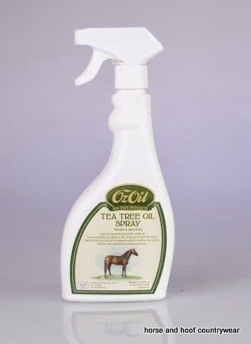 Animal Health Company Tea Tree Oil Spray 500 ml