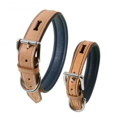 Argentine Leather Polo Dog Collars and Leads