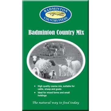 Badminton Country Mix For Cattle 20kg