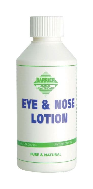 Barrier Anti-Bacterial Eye and Nose Lotion
