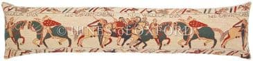 Bayeux - Fine Tapestry Draught Excluder - Extra Long