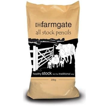 BOCM Farmgate All Stock Pencils For Cattle And Sheep 20kg