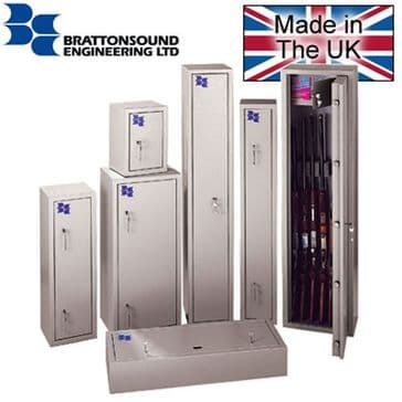 Brattonsound 4/5 Rifle Extra Tall cabinet