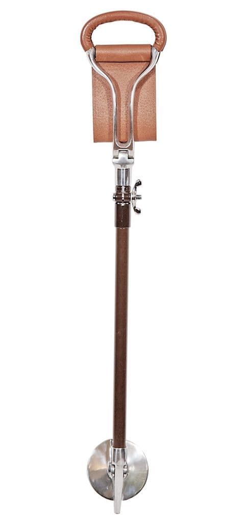Classic Canes Ascot Seat stick - Height Adjustable