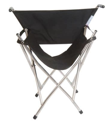 Classic Canes Out and About Folding Seat - Black