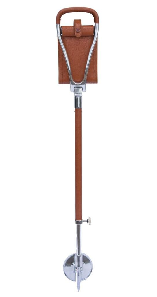 Classic Canes Traditional Shotover Shooting Stick -Height Adjustable With Swivel
