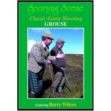 Classic Game Shoting Grouse DVD