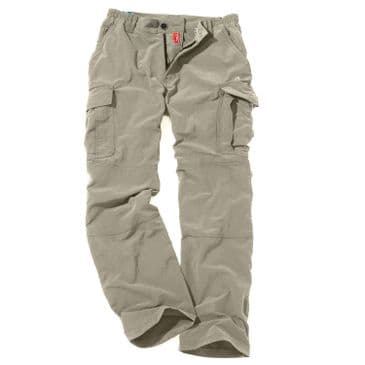 Craghoppers Pebble Nosilife Cargo Trousers