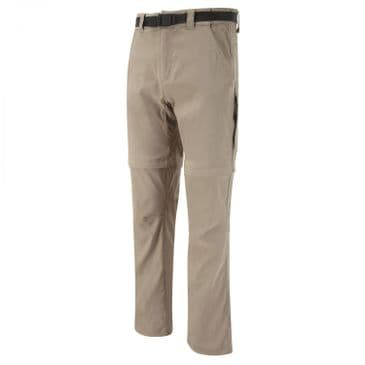 Craghoppers Pebble Nosilife Convertible Trousers