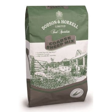 Dodson & Horrell Coarse Sheep Mix Feed 20kg