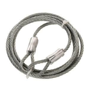 Double Loop Security Cord-3ft