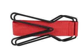 Double Looped Game Carrier - Red