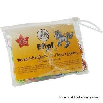 Effol Kids Non-Snap Plaiting Bands