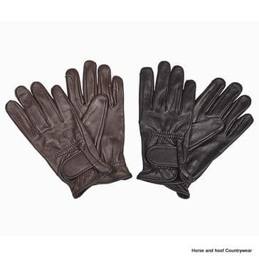 Elico Chatsworth Leather Gloves - Adults