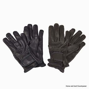 Elico Chatsworth Leather Gloves - Childs