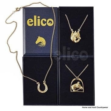 Elico Gold Plated Necklaces