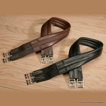 Elico Leather Atherstone Girth