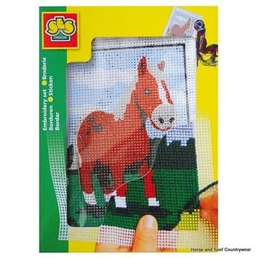Embroidery Set - Horse