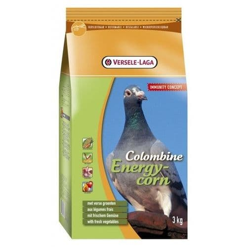 Extruded Pellets For Pigeons